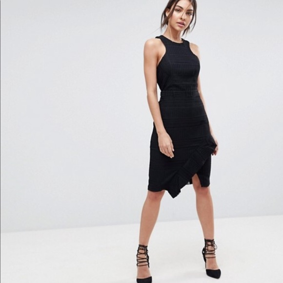 abcce5a7 ASOS Dresses | 4 For 25 Sale Adelyn Rae Bianca Lace Sheath Dres ...
